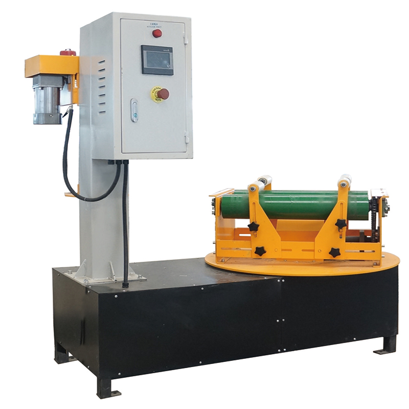 Drip irrigation tape packaging machine